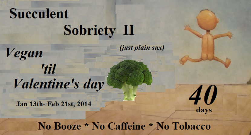 Succulent Sobriety II