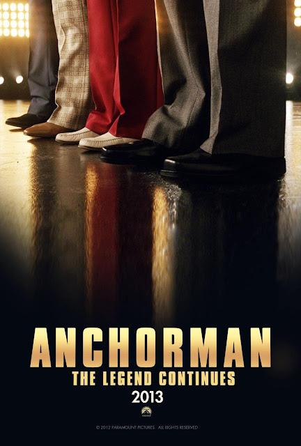 Poster de Anchorman 2