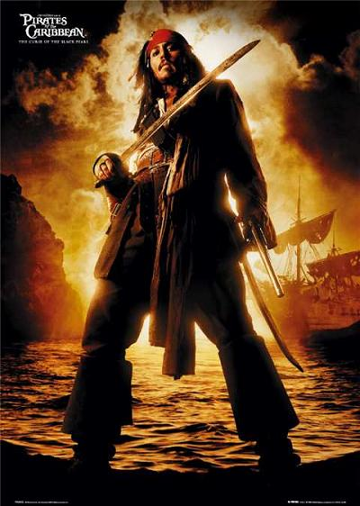 johnny depp pirates of the caribbean 2. johnny depp pirates