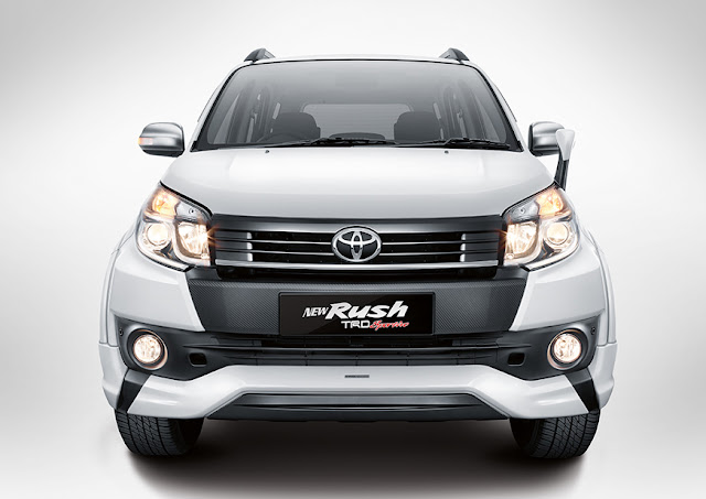 New Upcoming Luxury SUV Toyota Rush 2015