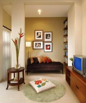 rumah minimalis baru mengakali ruang sempit