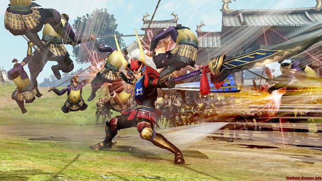 [Fshare-PC] Download Game Samurai Warriors 4 – II – CODEX [Adventure/ 2015]