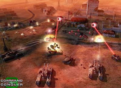 Command & Conquer 3 Tiberium Wars Game Play