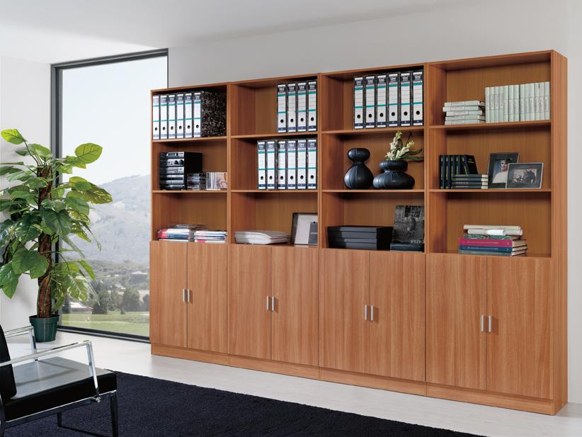 Basic programa de armarios y estanterias azor muebles - Muebles oficina castellon ...
