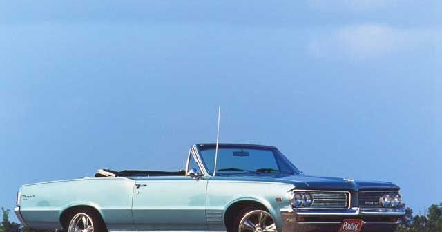 Pontiac Tempest 1964 Complete Electrical Wiring Diagram ...