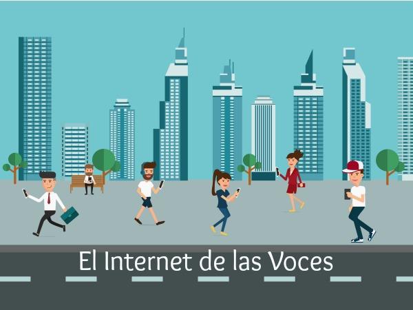 BlabUp: el internet de las voces