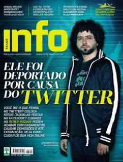 capa Baixar Revista Info Exame Ed. 305 (Julho 2011)