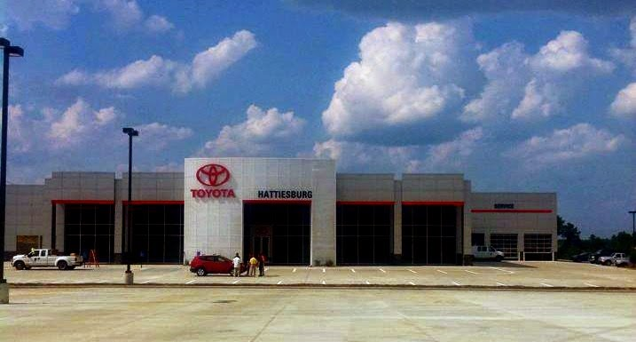 Toyota Of Hattiesburg >> Toyota Of Hattiesburg