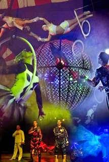 """Shopping Grande Rio recebe o circo """"Big Brothers Cirkus"""""""