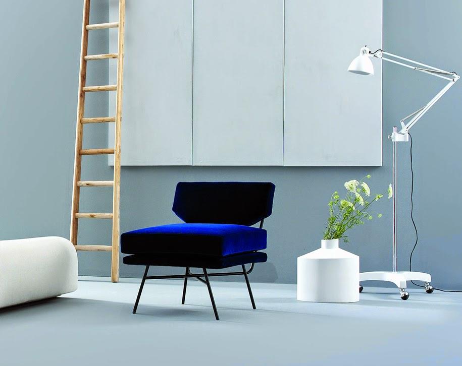 Modern contract furniture  classic retro armchair and dining chair. Momentoitalia Italian furniture   blog  Modern contract furniture
