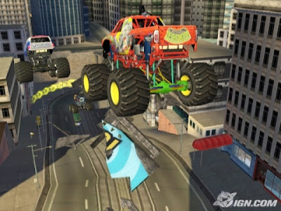Monster Jam Truck Game