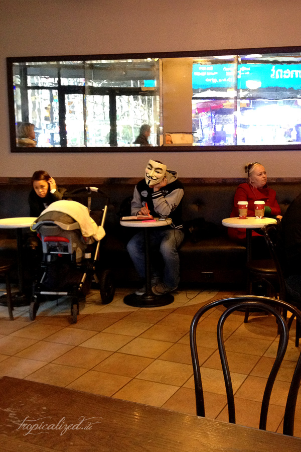 New York November 2012 Starbucks Anonymous