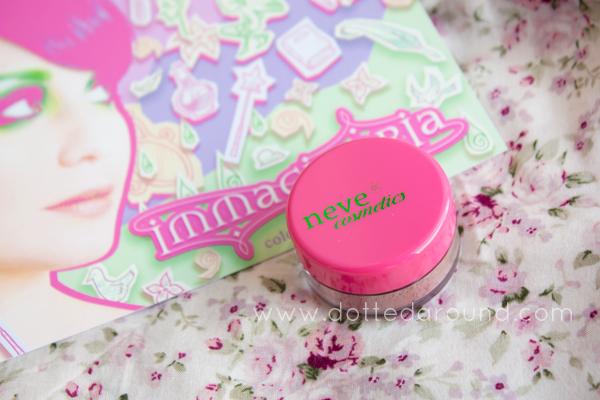 Neve Cosmetics Urban fairy blush