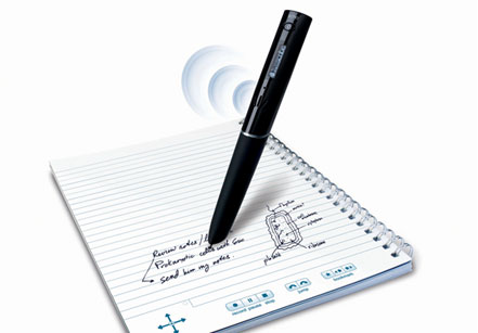 LiveScribe Echo Smartpen: Intelligent Computing