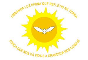 bandera umbanda