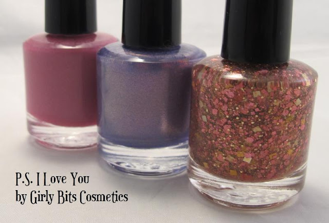 P.S I Love You by Girly Bits Cosmetics