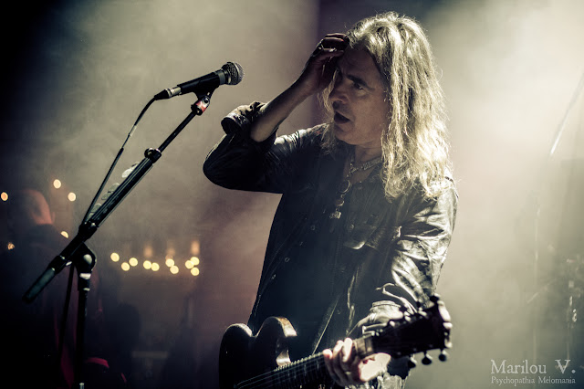 Justin « Slade the Leveller » Sullivan (New Model Army)