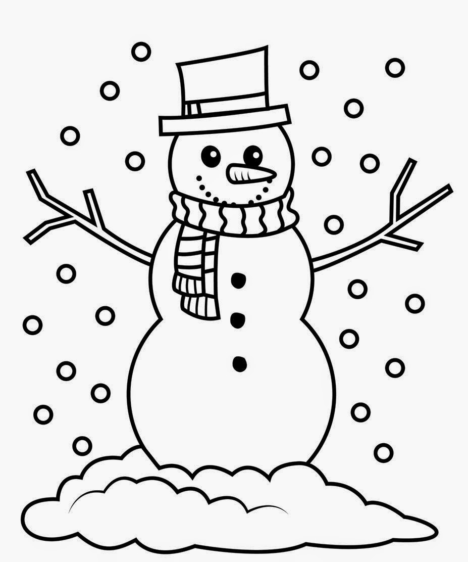 christmas football coloring pages - photo#4
