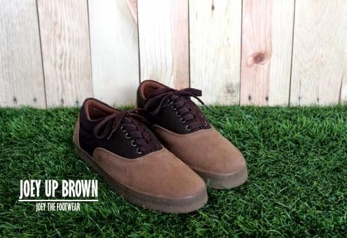 Sepatu Murah Berkualitas Joey Up Brown