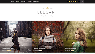 Elegant Blogger Templates Elegant Blogger Template | Blogger Templates Gallery