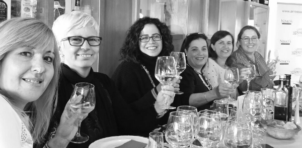 bloggers, blogueros, Mallorca, Edorta Lamo, Koldo Royo, Showcooking, Arrosseria Nimo´s