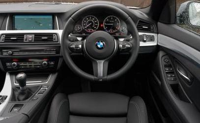 BMW 5 Series Review 2015 UK
