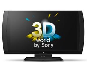 ecran moniteur sony 3d playstation ps3