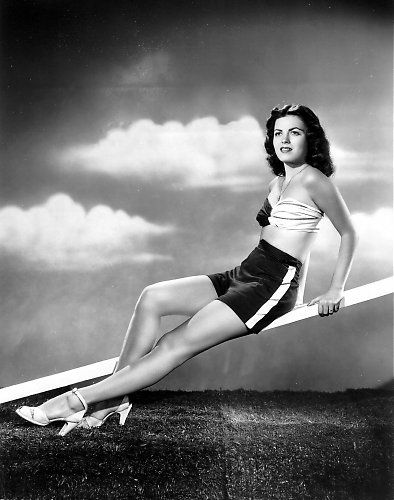 Faith Domergue (1924-1999)