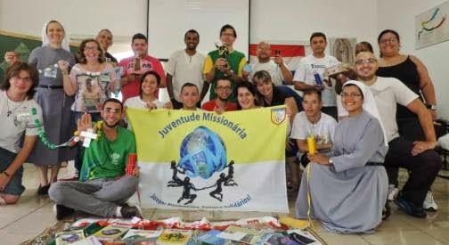 Assessores da JM participam de formação em São Paulo