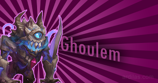 Ghoulem - Pahlawan Legenda - Castle Clash
