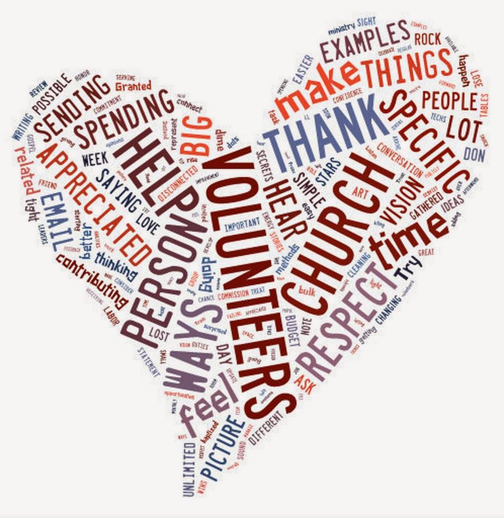 volunteer heart!