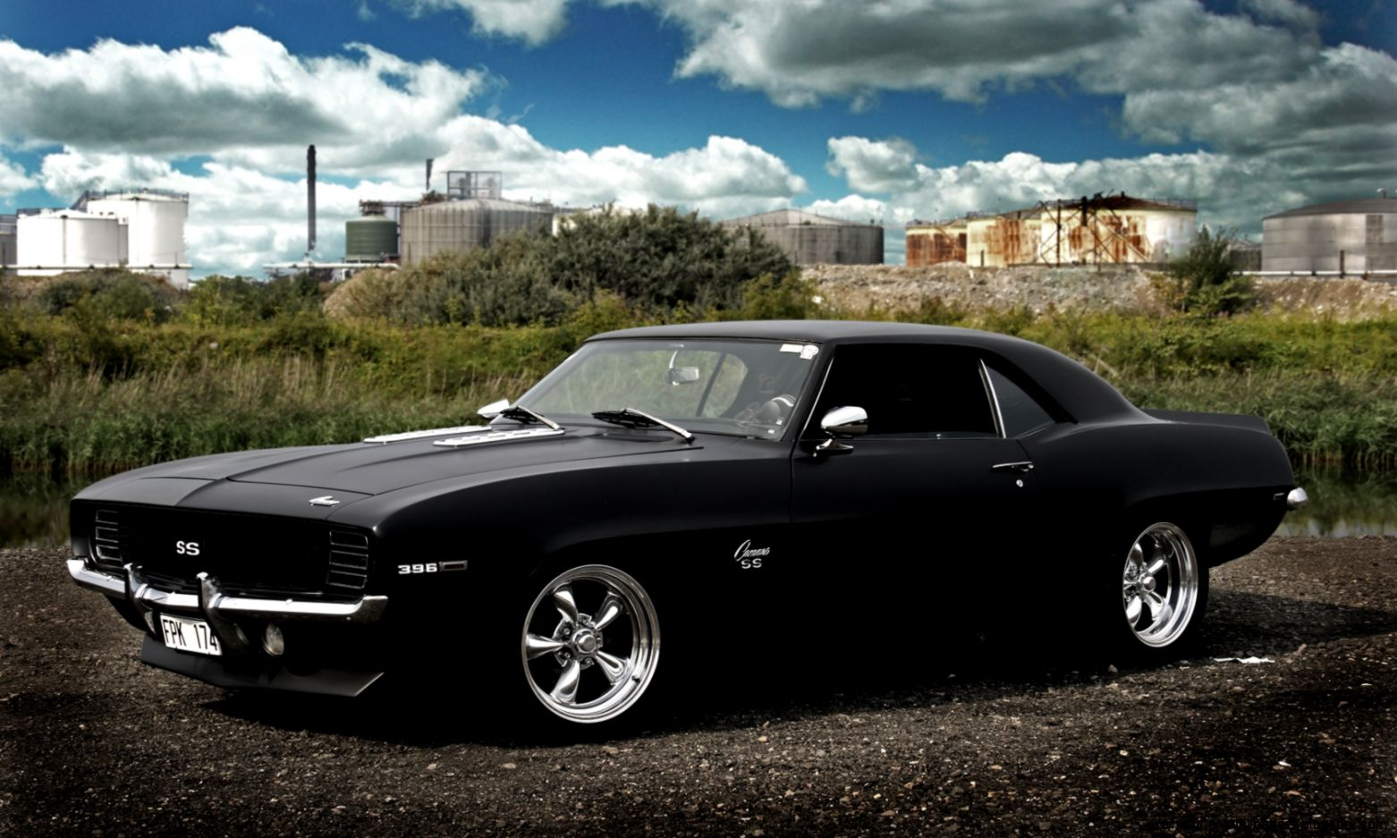 Chevy Classic Muscle Cars | Amazing Wallpapers