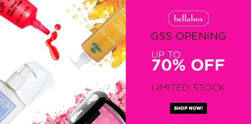 BellaBox.sg is having up to 70% off in the bellabox web shop in celebration  of the Great Singapore Sale! Shop now!!! http   bit.ly 10E3wlf 9231fa2c2c69f