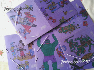 Regalos infantiles DIY - @sergioski1982
