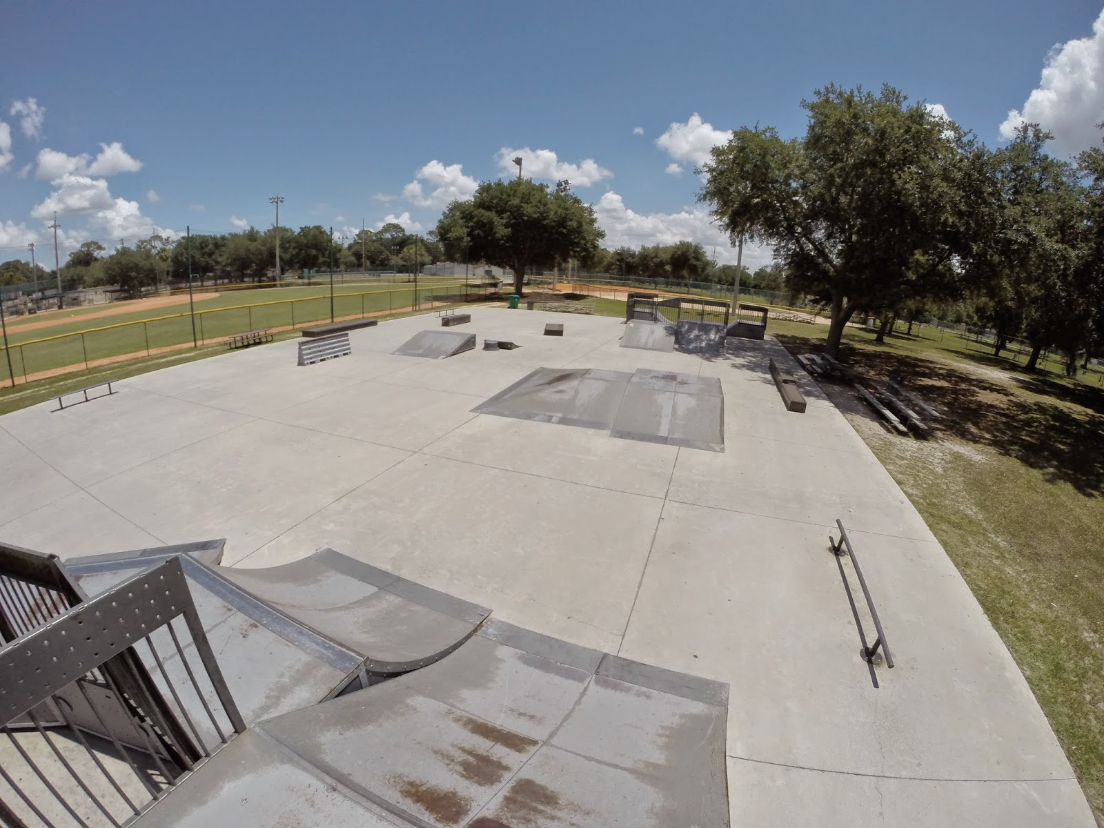 Florida Skateparks Map.Galactic G Sk8 Shop 2015