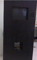 the reverse vending machine