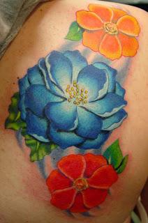 Diseños de flor tatuaje -6