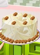 Готовим морковный торт - Онлайн игра для девочек