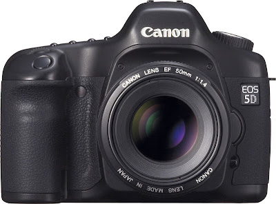 Canon EOS 5D Release Date