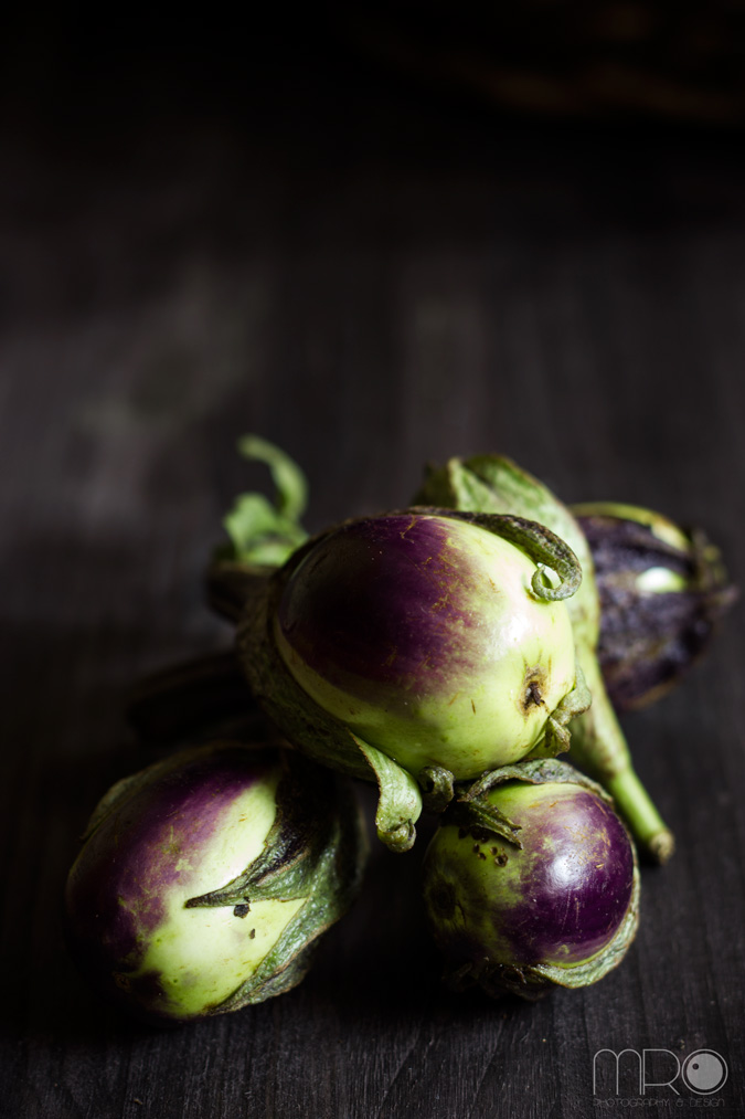 Berenjenas de Almagro, Cocinando espero