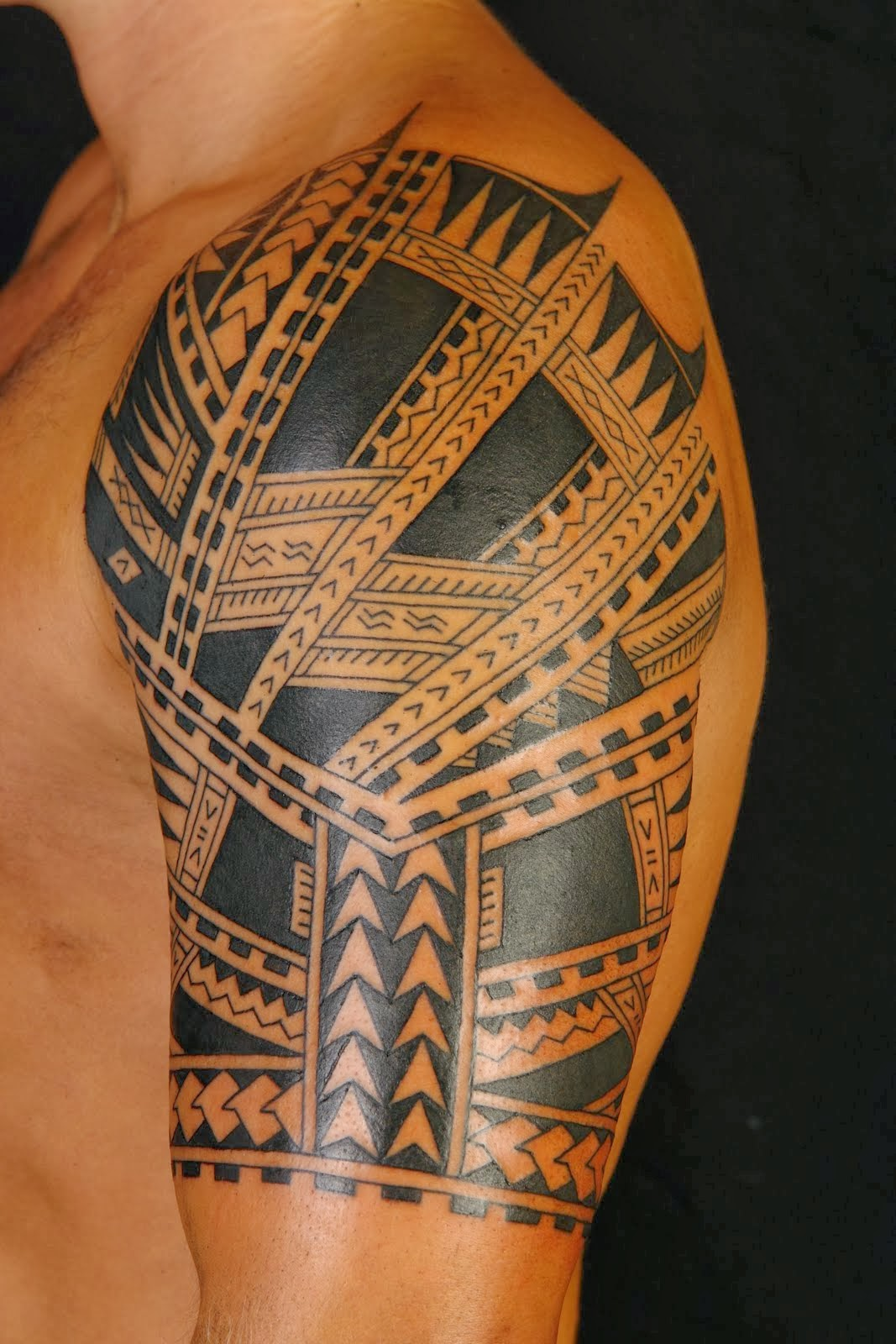 Tribal-Tattoos Maori+Tribal+Tattoo+(11)