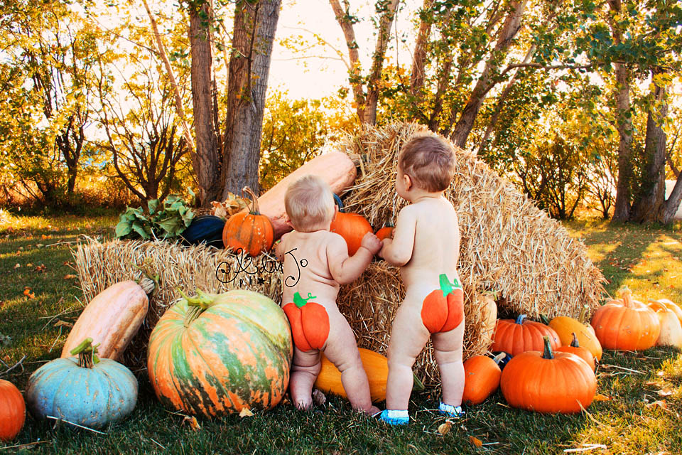 Pumpkin Bummy Cousins