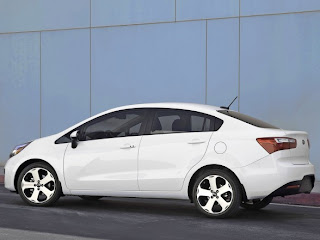 2012 Kia Rio   Car specifications   Automobile stats