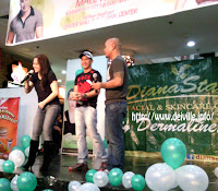 Diana Stalder: 15th Year Anniversary Mall Tour with Daiana Menezes and Tibo of PBB 6