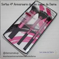Sorteo 4º Aniversario Dama Make Up