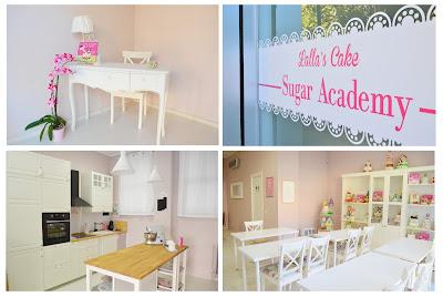 Cake Design Via Tuscolana : Lalla s Cake - sugar art & cake design: L  Accademia