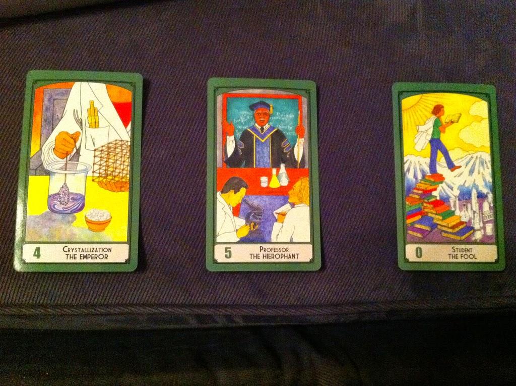 Leer el tarot