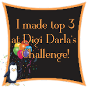 Top 3 Honors @ Digi Darla&#39;s