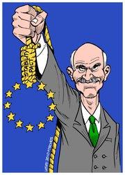 Grèce : Mettre fin à l'asservissement par l'endettement dans ECONOMIE Papandreou_Ubb27-057e8-2-9ec20