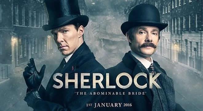 'Sherlock' Especial de Navidad